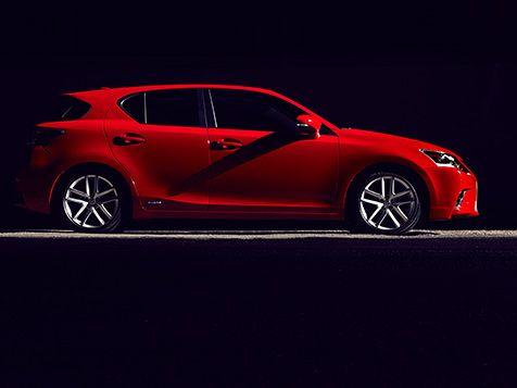 Lexus ct200h lease deal