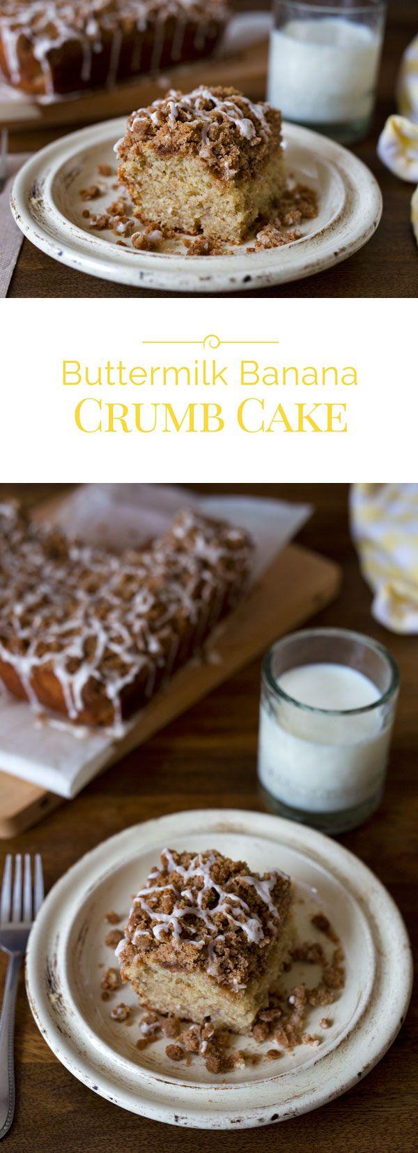 Banana Crumb Cake Allrecipes