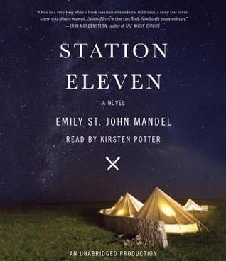 An audacious, darkly glittering novel set in the eerie days of civilization's collapse, Station Eleven tells the spellbinding story of a Hollywood star, his would-be savior, and a nomadic group of actors roaming the scattered outposts of the Great Lakes region, risking everything for art and humanity. #stationeleven #EmilyMandel #book