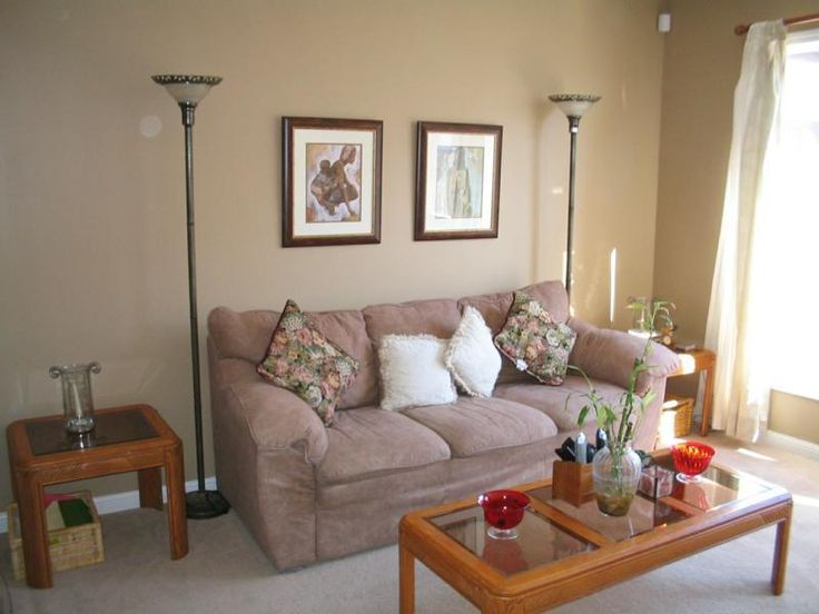 best colors for a small living room – Neutral Living Room Colors
