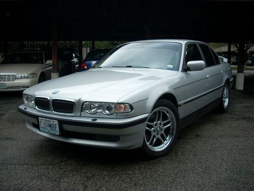 2000 BMW 740 I - Saint Charles, MO #0081634144 Oncedriven