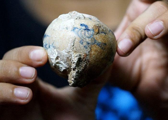Cham Islands Ceramics