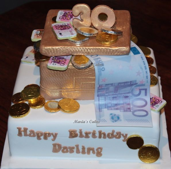 Money cake cake ideas by maria s cakes pinterest