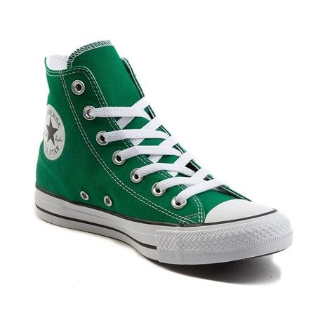 official photos 55266 775af Converse Chuck Taylor All Star Hi Sneaker - green - 399646 SIZE 6 MEN