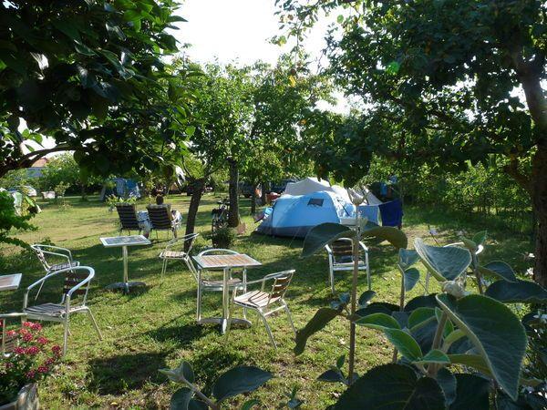 Camping le verger north west france atlantic coast medium