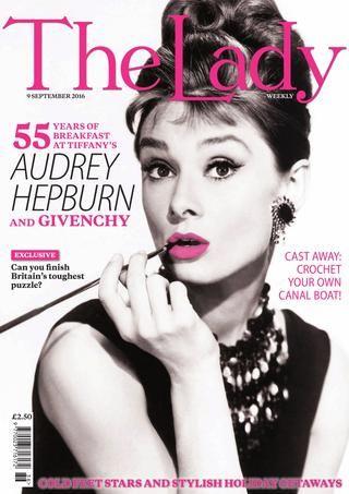 The Lady (UK) 09/09/2016  The Lady Magazine (UK)  September 09 2016 - 92 pg