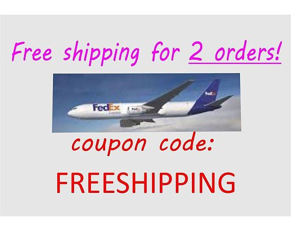 Free Shipping Code When you buy 2 items Do not buy this
