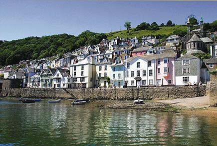 Dartmouth, River Dart, Devon, England, UK..
