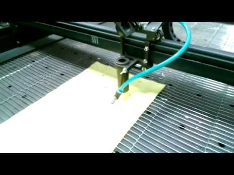 FLC1510 Laser Cutting Machine for Fabric