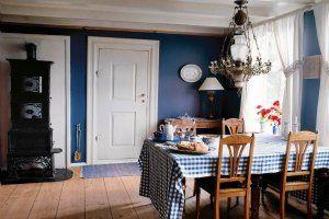 Swedish style #interiordesign #table #scandinavian
