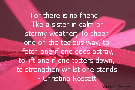 Birthday Quotes For Sisters - http://lifetimequotes.info/2014/11/birthday-quotes-for-sisters/