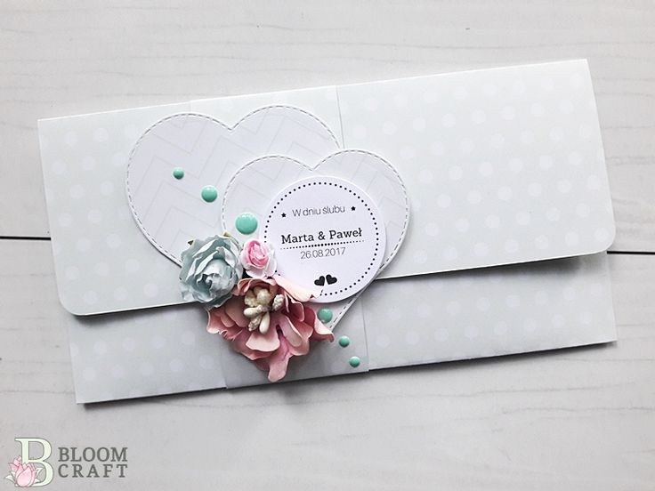 wedding, wedding card; handmade, card; ślub