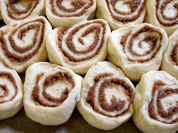 Veľmi chutné škoricové koláčiky | MamaStory