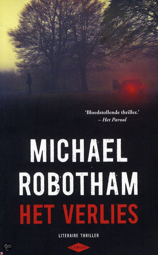 Het Verlies van Michael Robotham (*)