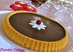 Çikolatalı Tart Tarifi   Yemek Tarifleri Sitesi   Oktay Usta, Pratik Yemekler