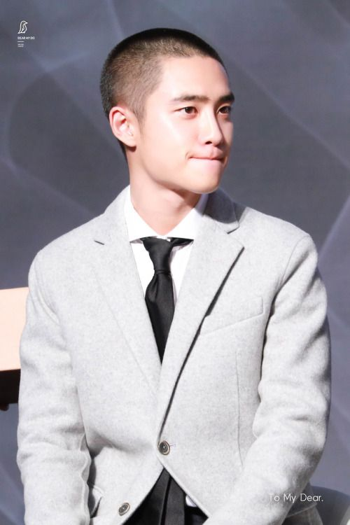 D.O - 171218 'Along With the Gods: The Two Worlds' VIP première  Credit: Dear My DO. ('신과함께: 죄와 벌' VIP 시사회)