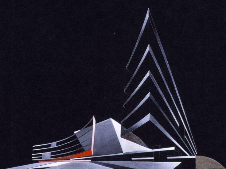 Cardiff Bay Opera House - Architecture - Zaha Hadid Architects