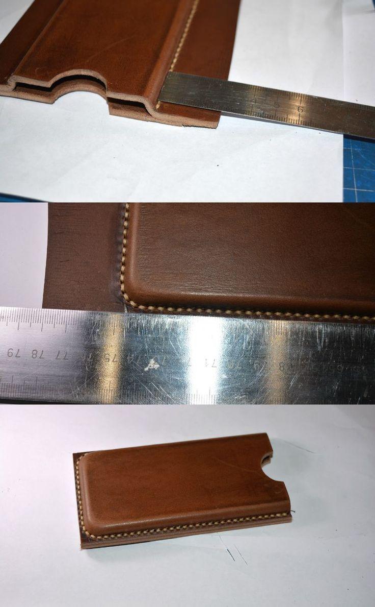 Мастер-класс по пошиву кожаного чехла для телефона (Iphone SE) - Ярмарка Мастеров - ручная работа, handmade