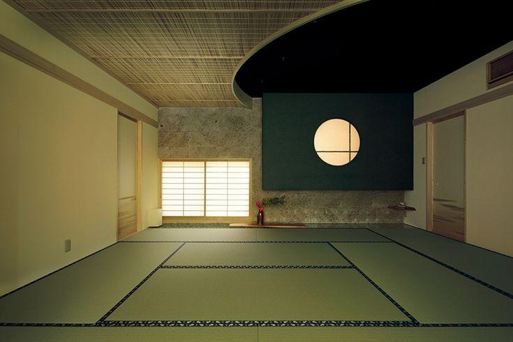 もてなしの心をかたちに。「月夜」を再現した離れの和室