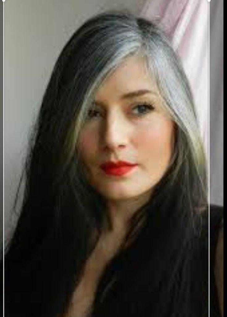 Pin von Natascha Praunseiss auf Haut, Haare, Nägel | Graue