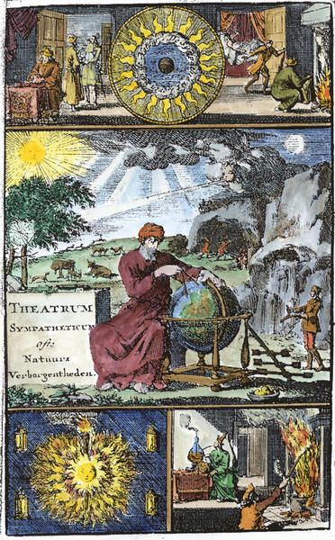 Alchemical and hermetic emblems 201-240