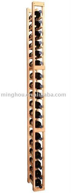 Une colonne Standard porte - bouteille de vin cave à vin rack-en Porteurs & étagères de rangement depuis Stockage & rangement maison sur m.french.alibaba.com.