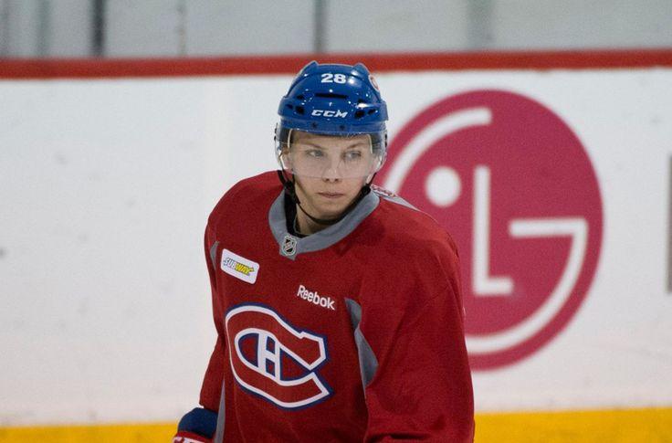 Pacioretty, Scherbak et Juulsen seront-ils de l'alignement à Québec? http://rabidhabs.com/pacioretty-scherbak-et-juulsen-seront-ils-de-lalignement-a-quebec