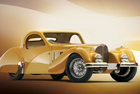 Most Expensive Car Ever Sold in the World | Bugatti Type 57SC Atalante Coupe 1937 - one of the most expensive cars in the world $7,920,000.