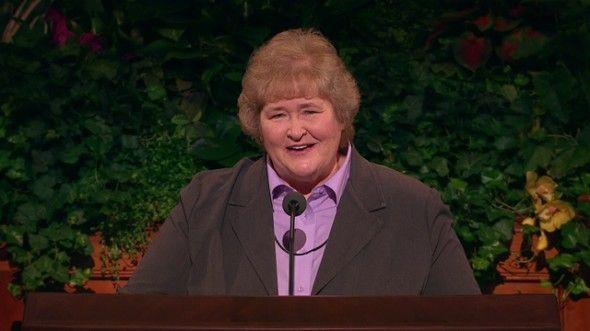Personal Revelation and Testimony - Barbara Thompson