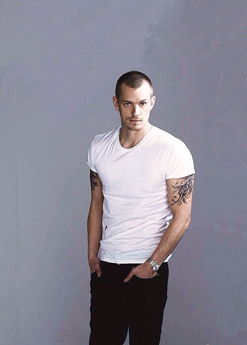 Joel Kinnaman.   From my favorite show, The Killing.