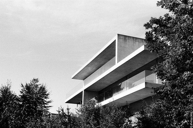 Apartment building on Forsterstrasse, Zurich, Kerez | Flickr - Photo Sharing!