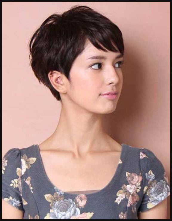 Kurze Frisuren 2017: wunderschöne kurze Frisuren für Frauen … – Damen Haar…