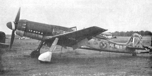 "Focke Wulf Ta152. The Focke-Wulf Ta 152 was a World War IIGerman high-altitude fighter-interceptordesigned by Kurt Tank and produced byFocke-Wulf. The Ta 152 was a development of the Focke-Wulf Fw 190 aircraft. It was intended to be made in at least three versions—the Ta 152H Höhenjäger (""high-altitude fighter""), the Ta 152C designed for medium-altitude operations and ground-attack using a different engine and smaller wing, and the Ta 152E fighter-reconnaissance aircraft with the engine of…"