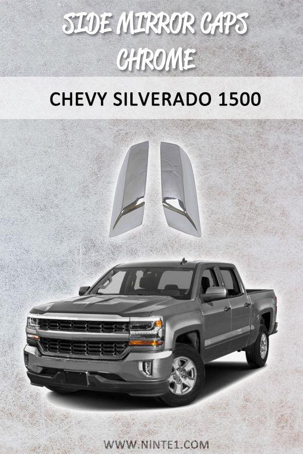 Side Mirror Caps For Chevy Silverado 1500 Chevy Silverado Chevy Silverado 1500 Silverado 1500