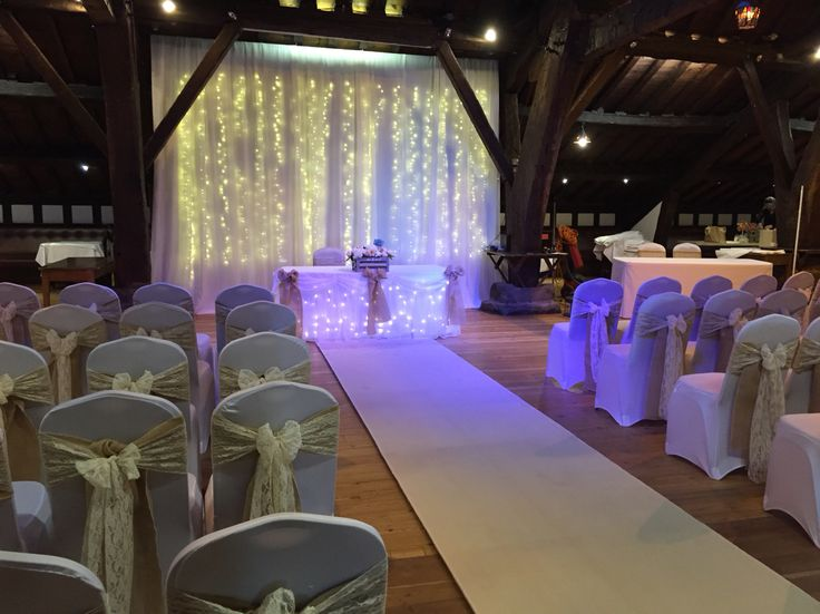 Rivington hall barn wedding dressed rustic style by Kieras occasions