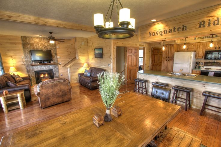 69 best Sasquatch Ridge Luxury Cabin in Pigeon Forge images on