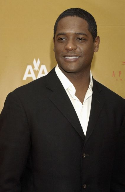 Blair Underwood, whom I picture playing Colonel Robert Walker