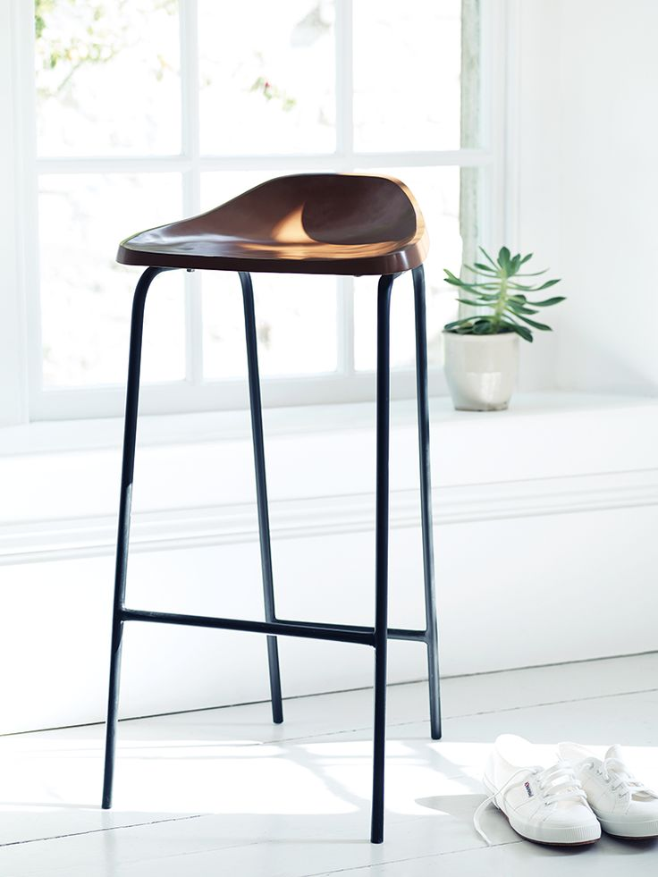 Workers stool from Cox and Cox-10 Best Barstools - Mad About The House