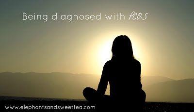 Elephants & Sweet Tea: My PCOS Diagnosis