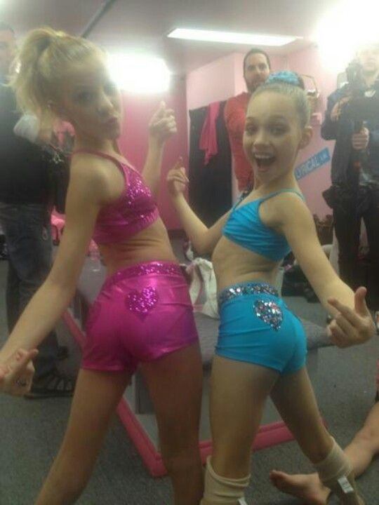 Paige and maddie matching dance wear