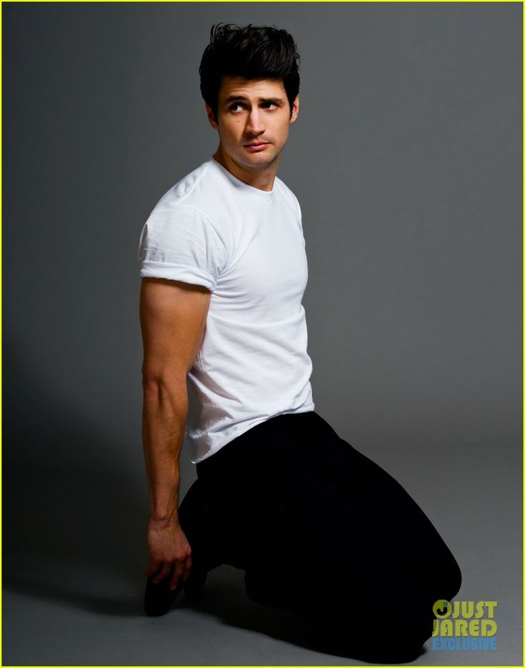 James Lafferty is Hotter Than Ever for JJ Spotlight! (Exclusive) | james lafferty just jared spotlight series 03 - Photo