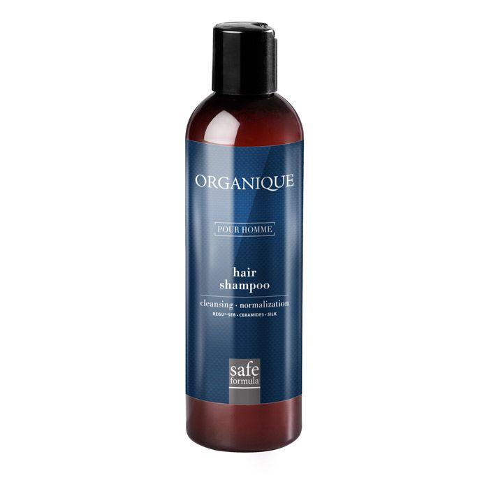 Odświeżający szampon do włosów dla mężczyzn