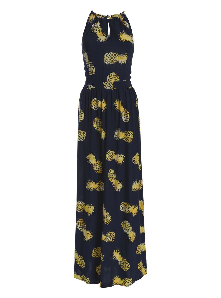 Fruity Maxi Dress Sugarhill Boutique   Stylistpick