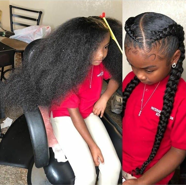 Best Protective Style Ideas For Natural Hair Growth Kids Hairstyles Hair Styles Natural Hair Styles