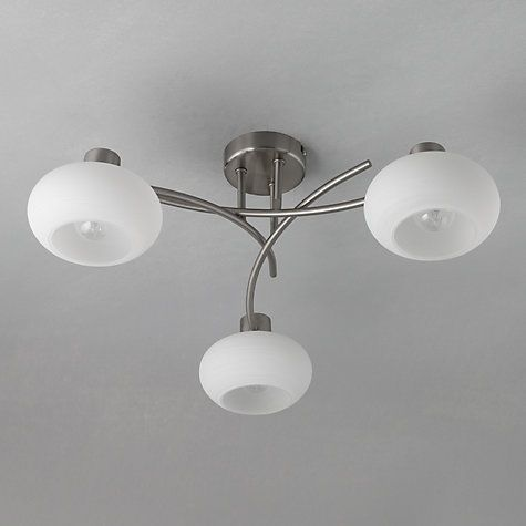 Buy John Lewis Elio Ceiling Light, 3 Arm Online at johnlewis.com