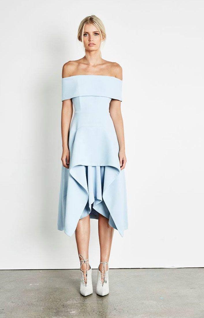 Elliatt - Reign Dress Blue