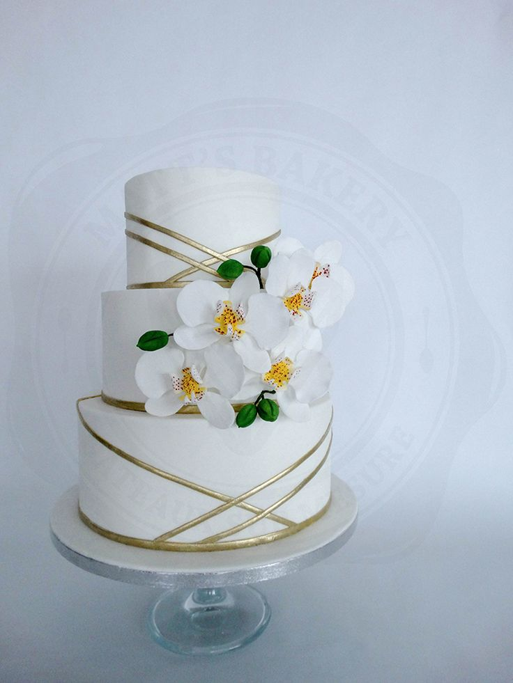 #mattsbakery #angers #france #cakedesign #cakedecorate #cake #design #gateau #decorate #patisserie #pastry #sucre #sugar #pateasucre #fondant #chocolat #chocolate #or #gold #orchidee #orchid #mariage #weddingcake #wedding