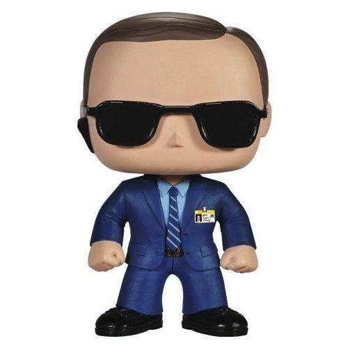 Figurine Agent Coulson (Marvel's Agents Of SHIELD) - Figurine Funko Pop http://figurinepop.com/agent-phil-coulson-costume-marvel-agents-of-shield-funko