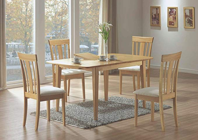 Simply Dining Kitchen Table Set Natural Maple Kitchen Table Settings Dining Table In Kitchen Top Kitchen Table