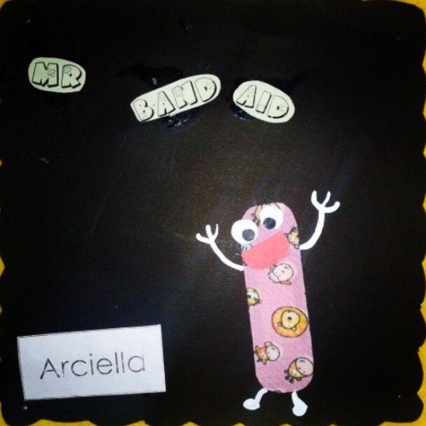 Mr Band Aid (;